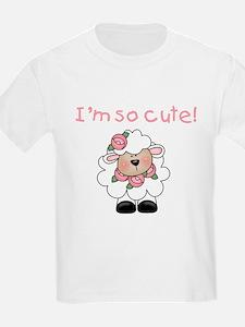 I'm So Cute Kids T-Shirt