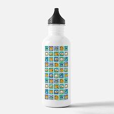 Coffee & Doughnuts Water Bottle