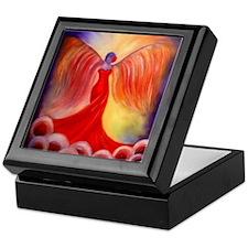 Light painting Keepsake Box