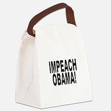 Impeach Obama! Canvas Lunch Bag