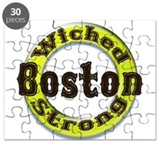 WS Bruins Classic Puzzle