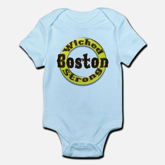 WS Bruins Classic Infant Bodysuit