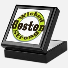 WS Bruins Classic Keepsake Box