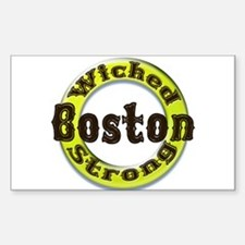 WS Bruins Classic Decal