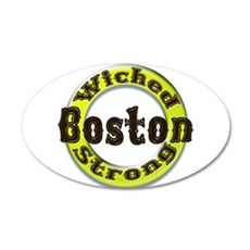 WS Bruins Classic Wall Decal