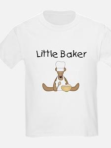 Little Baker Kids T-Shirt