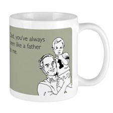 Always A Father Small Mug