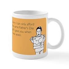 Afford Same Gift Small Mug