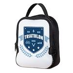 Triathlon Neoprene Lunch Bag