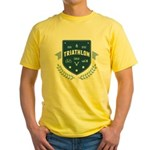 Triathlon Yellow T-Shirt