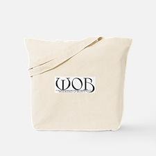 Weekend O' Buffy logo Tote Bag
