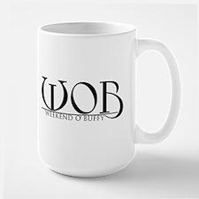 Weekend O' Buffy logo Mug