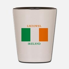 Listowel Ireland Shot Glass
