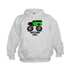 THIS IS HOW I ROLL Hoodie