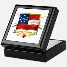 North Carolina -Deo Vindice Keepsake Box