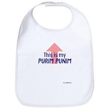 This is my Purim Punim (Baby Bib)