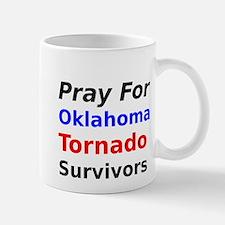 Pray for Oklahoma Tornado Survivors Mug