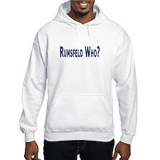 Rumsfeld Who? Hoodie