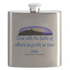 DEAL WITH FAULTS... Flask