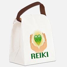 REIKI Canvas Lunch Bag