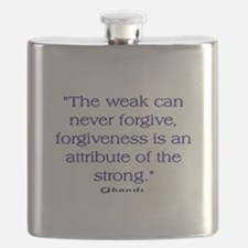 THE WEAK CONNOT FORGIVE Flask
