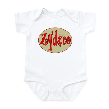 Zydeco Oval Infant Bodysuit
