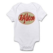 Zydeco Oval Infant Bodysuit
