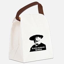 WALT WHITMAN Canvas Lunch Bag