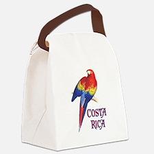 COSTA RICA II Canvas Lunch Bag