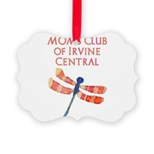 Cute Irvin Ornament