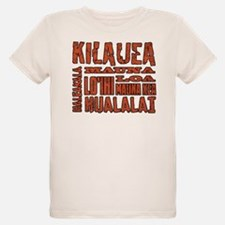 Hawaii's Volcanoes T-Shirt