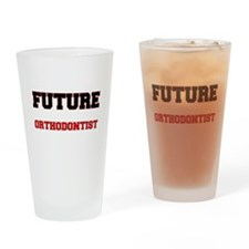 Future Orthodontist Drinking Glass