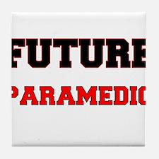 Future Paramedic Tile Coaster