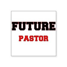 Future Pastor Sticker