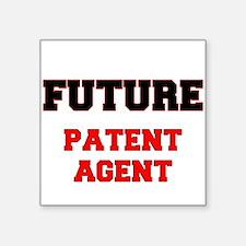 Future Patent Agent Sticker