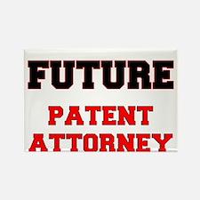 Future Patent Attorney Rectangle Magnet
