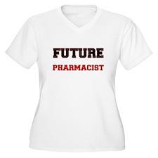 Future Pharmacist Plus Size T-Shirt