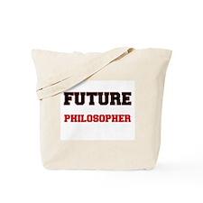 Future Philosopher Tote Bag