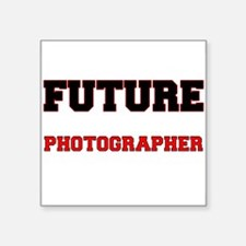Future Photographer Sticker