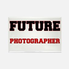 Future Photographer Rectangle Magnet