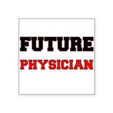 Future Physician Sticker