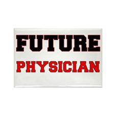 Future Physician Rectangle Magnet