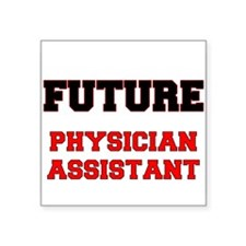 Future Physician Assistant Sticker