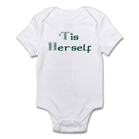 'Tis Herself Infant Bodysuit
