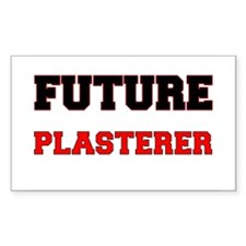 Future Plasterer Decal