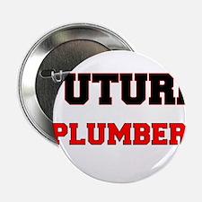"Future Plumber 2.25"" Button"