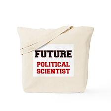 Future Political Scientist Tote Bag