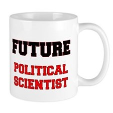 Future Political Scientist Small Mug