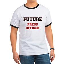 Future Press Officer T-Shirt