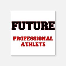 Future Professional Athlete Sticker